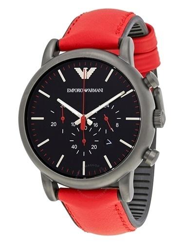 Emporio Armani Saat Kırmızı